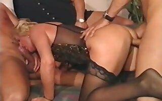 the lustful boss