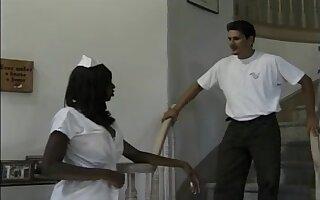 Moet - Hot Ebon Nurse