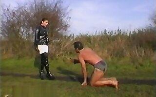 Miss Chambers Her Cruel Pleasures 1 British Femdom Cruella Whipped Slaves