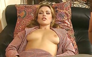 High class vintage french porn