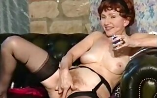 Incredible homemade Masturbation, Dildos/Toys adult clip