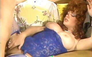 Buffy Davis In Thanks Of The Mammories (1987) - Scene 3