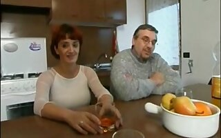 Older Italian pair